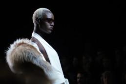 Alexandre Vauthier defile haute couture