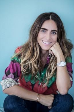 Portrait Claris Virot créatrice de sacs