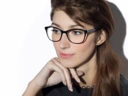 AFFLELOU Claro avec Sophie Vouzelaud egerie et ses lunettes