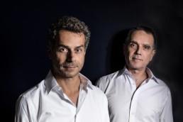 Frères Bismut architectes chemise blanche