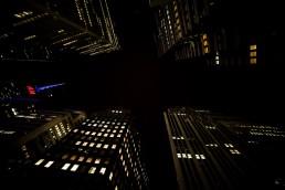 Fine Art New York sky building