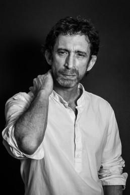 Portrait Philippe Sax comedien