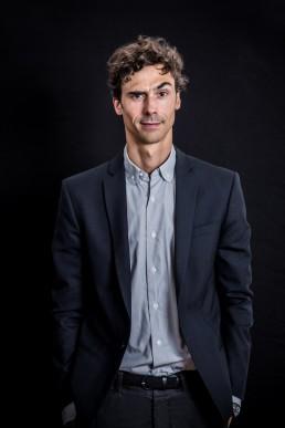 portrait de Julien Pruvost CEO Cire Trudon