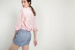 Raphaella Riboud pyjama de luxe